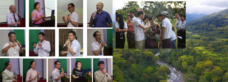 2017年缅甸热带植物与森林管理培训班顺利结束