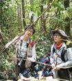 新华网:无人区的日与夜——中缅缅北联合科考直击
