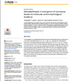 Alseodaphnopsis: A new genus of Lauraceae based on molecular and morphological evidence