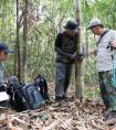 CAS news: China-Myanmar Joint Field Expedition Does Researches on Biodiversity of Tamanthi Wildlife Sanctuary in Myanmar