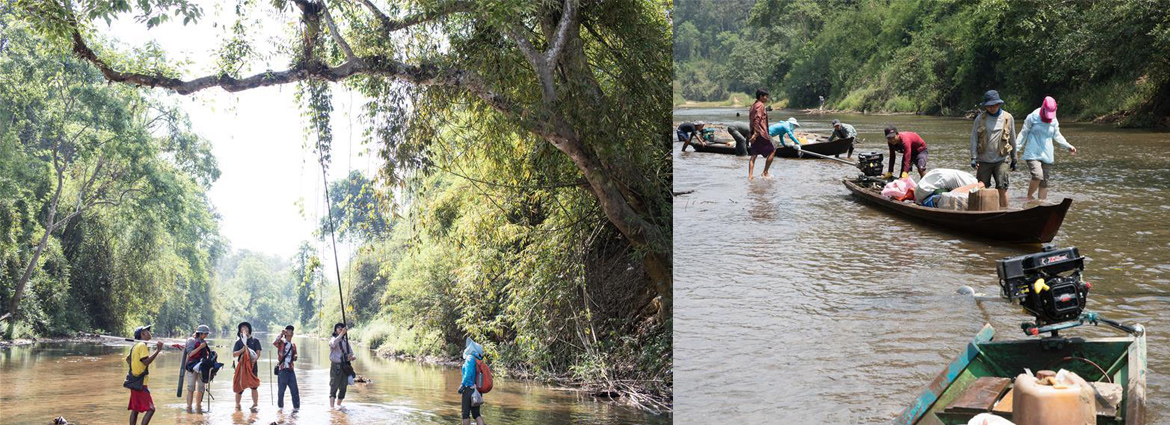CAS news: China-Myanmar Joint Field Expedition Does Researches on Biodiversity of Tamanthi