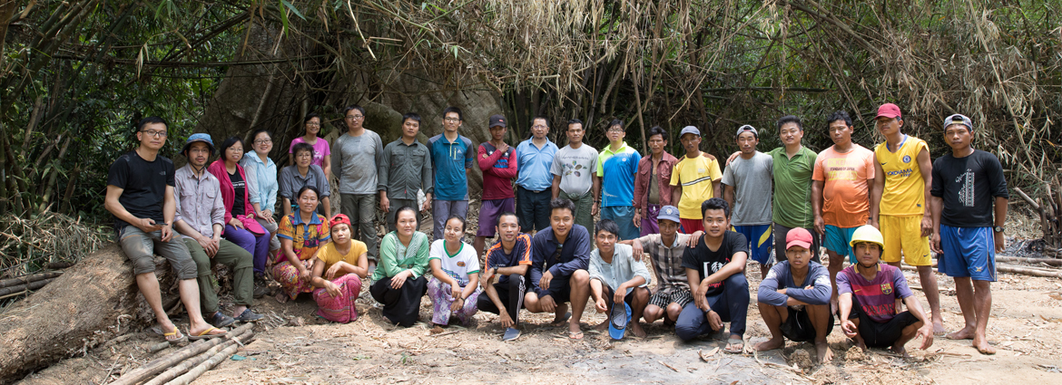 China-Myanmar research team completes biodiversity survey